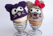 Egg Cozies!! / by Maria Gauld