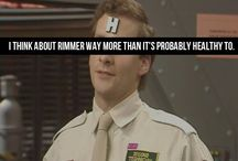 I'm Not Alone / Rimmer and Chris Barrie confessions / by Tabatha Freivald