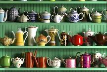 Ceramic: Teapot / by Marjorie Olesen