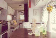 Camper / Ideas and inspiration for camper decor