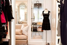 Dressing Rooms & Closets / by Cathryn Davis