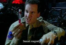 Hard-light Holograms Are Hot / Chris Barrie as Rimmer in Red Dwarf Series VI and beyond / by Tabatha Freivald