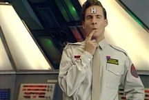 Khaki Is Comely / Chris Barrie (Rimmer) in Series I-II of Red Dwarf / by Tabatha Freivald