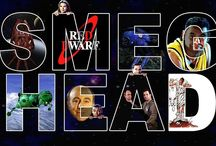 Smegging Good Stuff / Red Dwarf graphics, props, and articles / by Tabatha Freivald