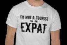 Expat!  / by Lauren Vereen