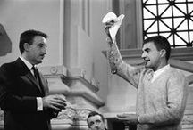 Sellers and Edwards / Peter Sellers and Blake Edwards films / by Tabatha Freivald
