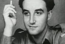 Bluebottle / Peter Sellers as a boy and young man / by Tabatha Freivald