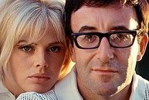 Peter and Britt / Peter Sellers and Britt Ekland married 1964 - 1968 / by Tabatha Freivald