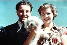 Peter and Anne / Peter Sellers and Anne Howe married 1954 - 1963 / by Tabatha Freivald