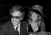 Peter and Miranda / Peter Sellers and Miranda Quarry married 1970 - 1974 / by Tabatha Freivald