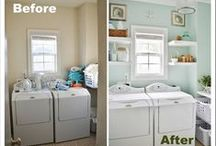 For The Home - Laundry room / by Paula Davis