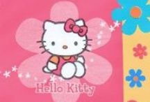 Hello Kitty Birthday Party Ideas, Decorations, and Supplies / Hello Kitty Party Supplies from www.HardToFindPartySupplies.com, where we specialize in rare, discontinued, and hard to find party supplies. We also carry several of the more recent party lines. / by Hard To Find Party Supplies