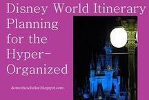 Disney Vacation Tips / by Paula Davis