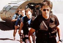 Mmmmmmen Of Stargate / the men of Stargate SG1 and Atlantis / by Tabatha Freivald