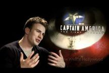 Perfection In Motion / Chris Evans vids and clips / by Tabatha Freivald