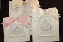 Jeweled Picture Frames / Elegant Custom Picture Frames hand finished in the USA with Rhinestone Jeweled Brooches & Dupioni Silk Ribbons-- You choose the frame style, orientation, ribbon & brooch.
