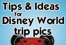 Disney Vacation Photo Ideas / Tips & Ideas for the photos I want for our next trip to Disney World / by Paula Davis