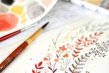 Creative moments / Design, paperwork, illustration and inspiring creativity