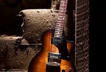Instrumentos musicales....y algo más / by Marvin Reyes