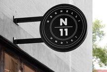 placas . signage shop
