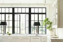 Window Trim / An accent that makes a bold statement.