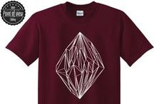 Point of View - T-shirts & Sweatshirts / Coolest T-shirts and sweatshirts with high quality cotton and great design with awesome screen printing made with care.