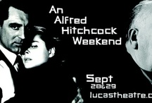 Hitchcock Weekend (Past) / These films played on Sept 28 & 29, 2012.