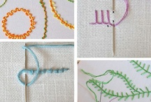Embroidery / by Victoria