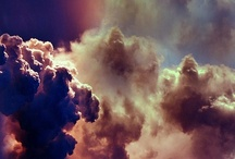 Clouds / by Victoria