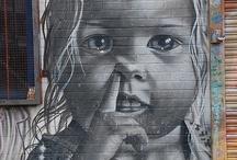 Street art. / by Hila Reubens