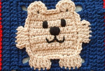 Crochet - Square / by Ka