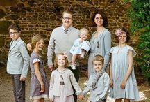 Family  / Family Portrait Inspiration