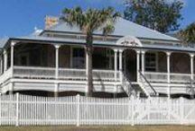 Queenslander Reno ideas / Hamptons style, heritage renos