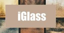 iGlass / It's a dance. The fire sets the tempo and glass is the music - Elodie Holmes. #plocomiGlass