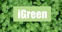 "iGreen / ""Keep a green bough in your heart, so a songbird may come"" - Chinese proverb.  #plocomiGreen"