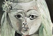 Picasso / by Hila Reubens