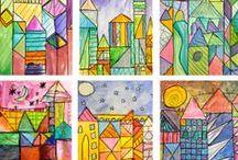 Arts plastiques, dessins, illustrations...