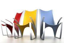 furniture full of colors