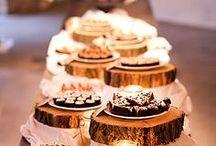 Rustic party/wedding ideas