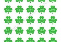 St Patricks Day Printables / Lots of free St Patricks Day printables from around the Internet. If you require low cost ink for your printing then look at our low prices and special offers! www.InkFactory.com