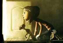 Tim Burton. / by Hila Reubens