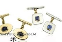 Mens Jewellery / How difficult it is to buy for the man. At Gold and Platinum Studio we have an array of men's jewellery for you to choose from or, if you have something particular in mind, we can design and craft your ideas! A unique piece for your unique gent.