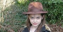 Adventure Anna / A chapter-book series about a seven-year old girl who's a cross between Indiana Jones and Junie B. Jones!