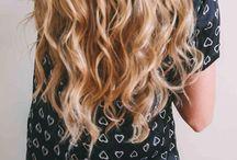 My hair care