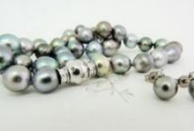 Perfect Pearls / Pearls are a beautiful addition to any outfit and one that has been a staple for many women throughout the years.