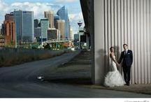 Calgary Weddings / Photography of Calgary Weddings.