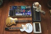 Guitar Gear / The other stuff you need or want.