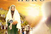 They Met Jesus ~  Bk 4  Folk Hero / Lyrical Novel 4 is Folk Hero:  Religious leaders cornered him, theologians stalked him, the wealthy helped him.  For the commoner he conquered demons, controlled nature, created food, destroyed death.  Hometown friends tried to kill him, while cousin John gained a glory home.