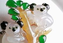 JADE & JADEITE / Please, not more than 6 pins per day