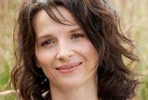 Juliette Binoche / Juliette Binoche is a French actress born 9 March 1964 Country of origin:  France